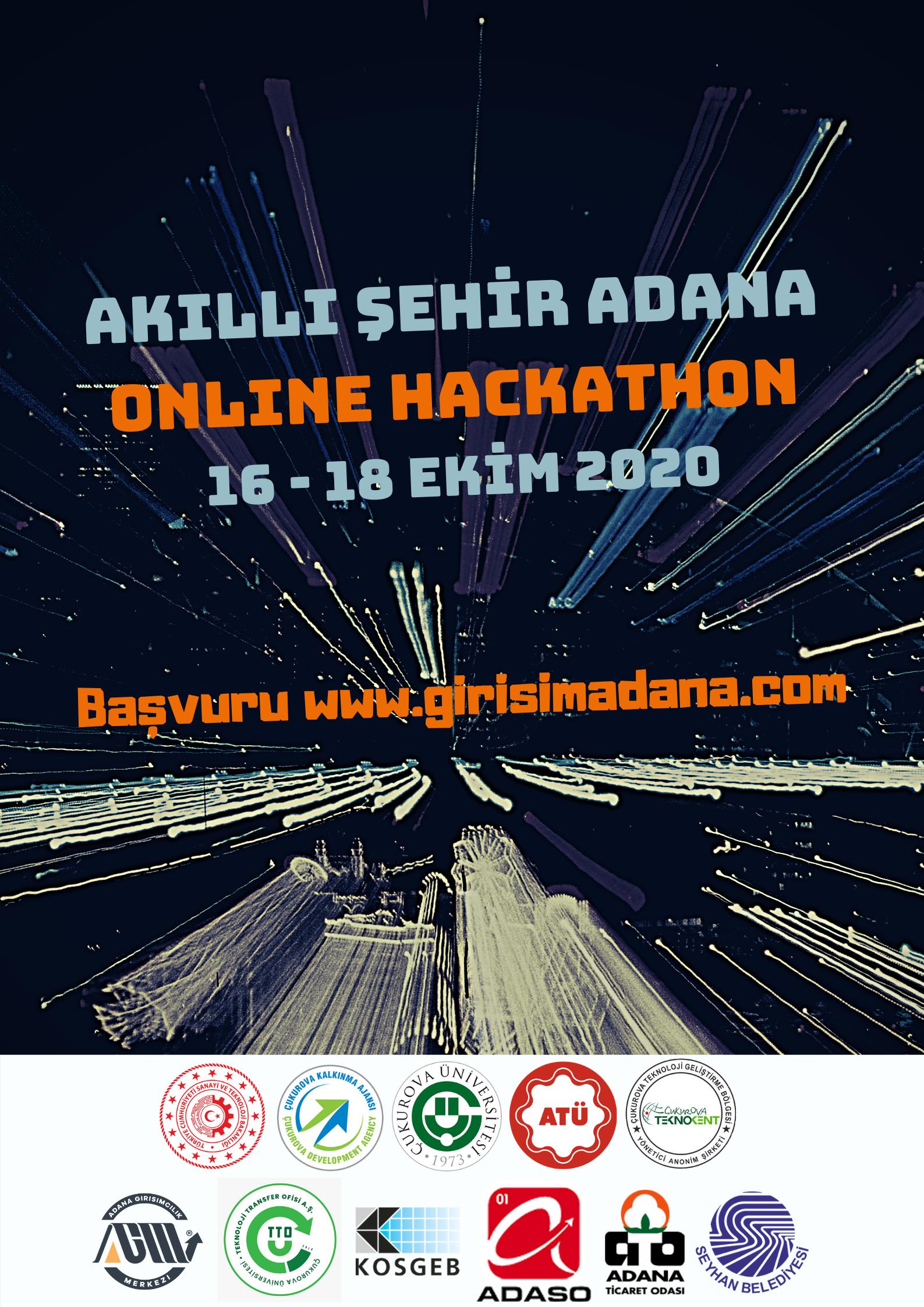 Akıllı Şehir Adana Hackathonu